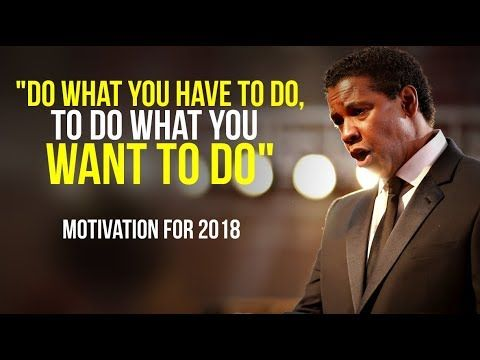 MOTIVATION FOR 2018 - Take The Time to Train Your Mind! - Motivational V...