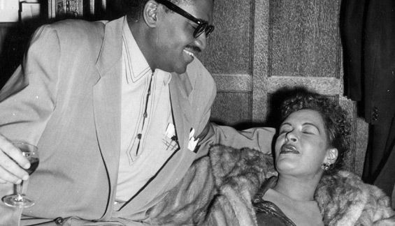 TRIP DOWN MEMORY LANE: JAZZ`S FIRST DIVA: BILLIE HOLIDAY: Billie Holiday had plenty of love affairs, but was only married twice - to trombonist Jimmy Monroe, and then to small time gangster and manager Louis McKay.