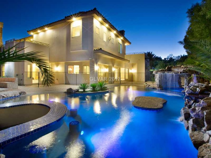 Amazing Best Images About Cool Houses Pools Bedrooms With