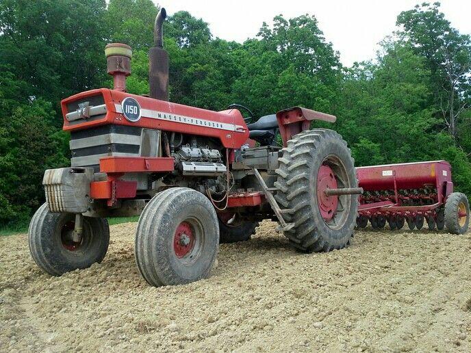 420 Best Massey Ferguson Images On Pinterest Tractors Farming