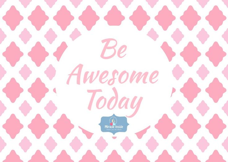 Just Be #Awesome Today..#happywomen #womeninspiration
