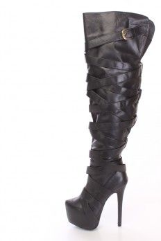 Sexy Boots, Cheap Boots, Cheap Womens Boots, Knee High Heels Boots for Women, Wide Calf (Page 3)