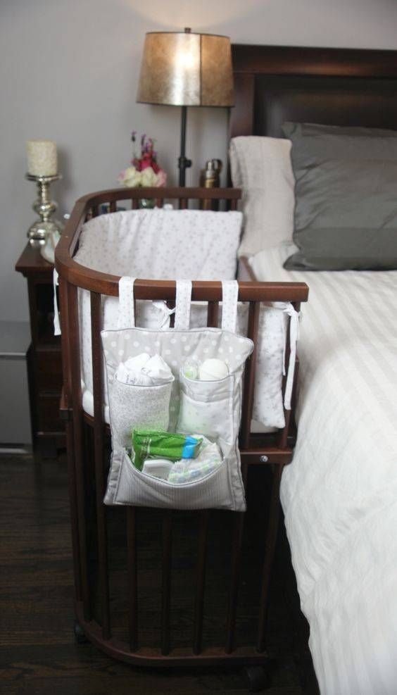 Bassinet for sleepy parents :-)