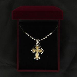 Lightning Ridge Cross in box 30190