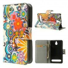 Forro Book Sony Xperia E1 Design Naturaleza Flores 4 $ 29.100,00