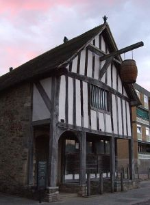 Medieval Merchants house in historic Southampton Hampshire