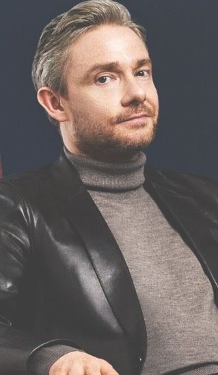 """You don't choose your race, you don't choose your sex, you don't choose your height, but you choose your armour, what you present to the world."" Martin Freeman"