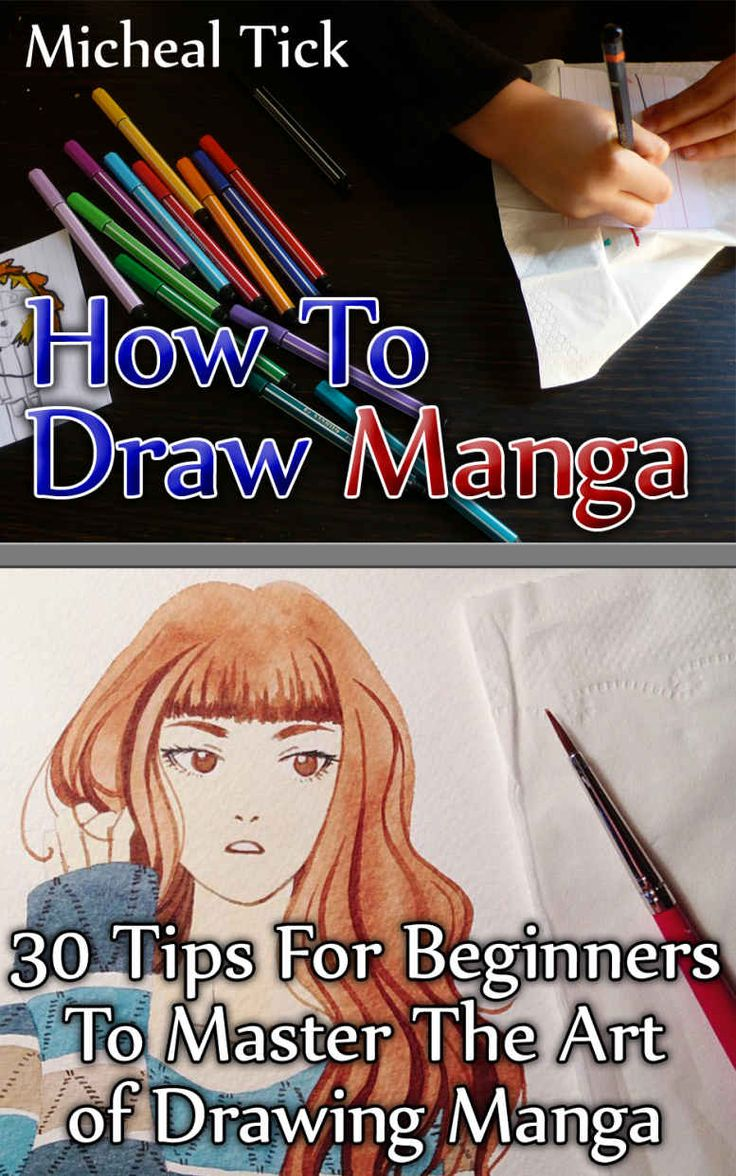 anime drawing tutorial for beginners pdf