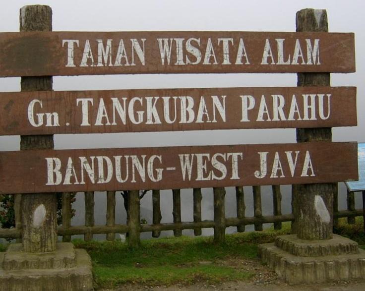 Tangkuban Perahu | Wisata Bandung