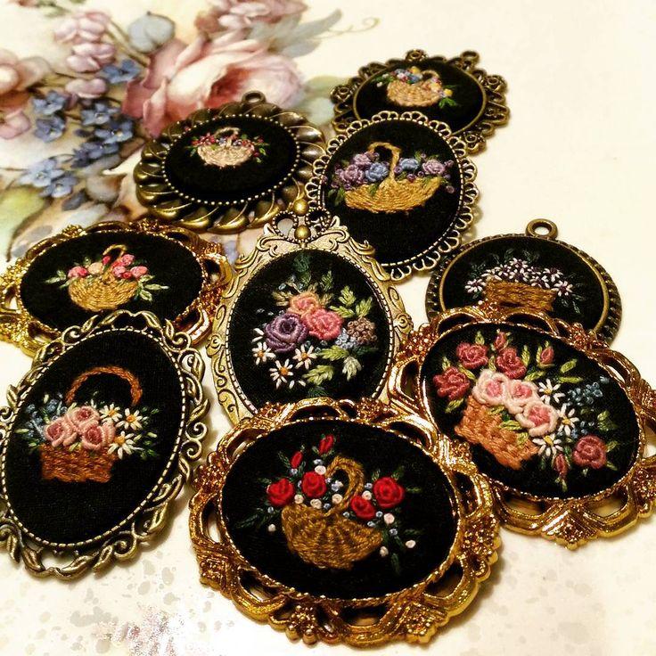 #broderie #ricamo #embroidery #bordado#handembroidery #needlework