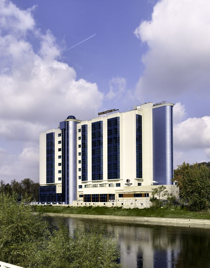 DoubleTree by Hilton Hotel Oradea in Oradea, Romania