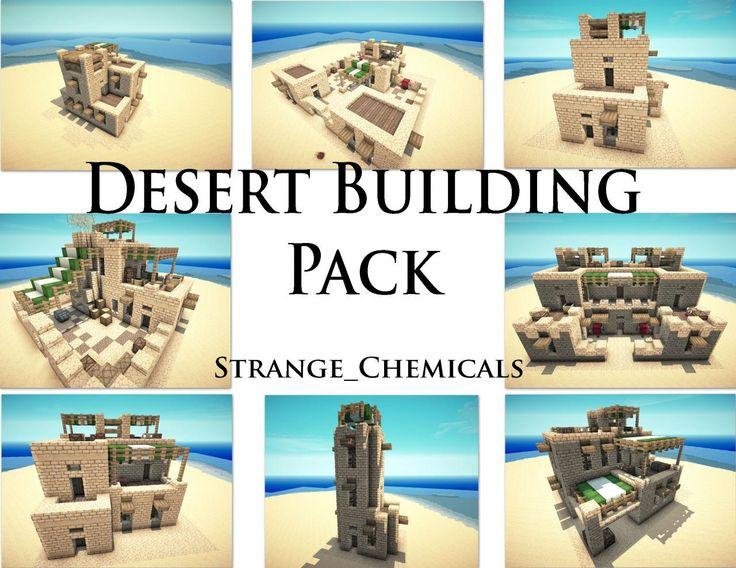 desert house minecraft - Google Search