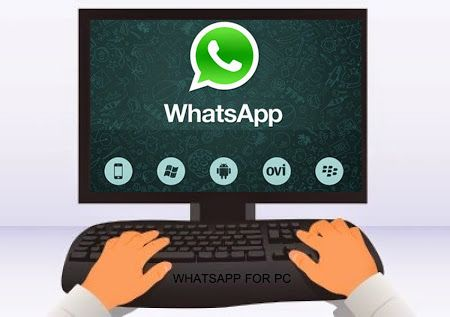Download Whatsapp For Your LapTop or PC (Windows XP/Vista/7/8/MAC)