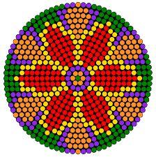 Bildergebnis für perler beads patterns owl
