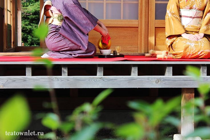 Чайные традиции Японии - http://teatownlet.ru/istoriyachaya/chaynyie-traditsii-yaponii.html