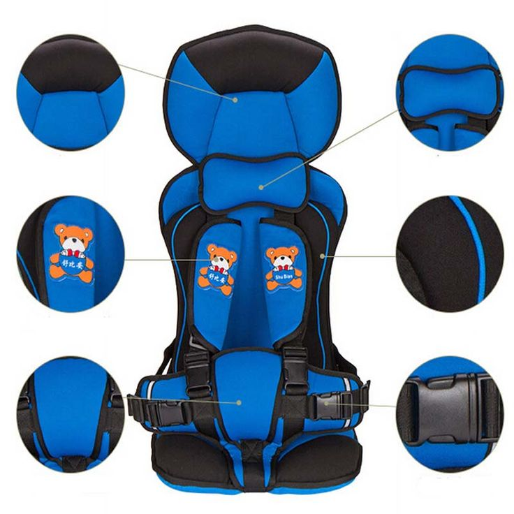 Find More Seat Covers Information about For Portable baby car seat baby safety seat car seat Children's Chairs in Car Updated Version Thickening Cotton Kids Car Seats,High Quality padded commode seat,China pad manufacturers Suppliers, Cheap seat pad cover from MIMI Car Accessories Flagship Store on Aliexpress.com