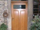 LIGNUM fertigt individuelle Haustüren aus massivem Holz. Wir garantieren ein höchstes Maß an Sicherheit und maximale Wärmedämmung.