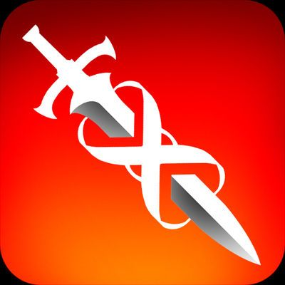 "Infinity Blade: Winner of the Apple Design Award and 30+ ""Game of the Year"" & ""Top App"" awards! Now complete with FOUR FREE CONTENT PACKS! The blockbuster sword-fighting action game from the award-winning team at ChAIR Entertainment. A must-have for gamers on iPhone, iPad, and iPod Touch."