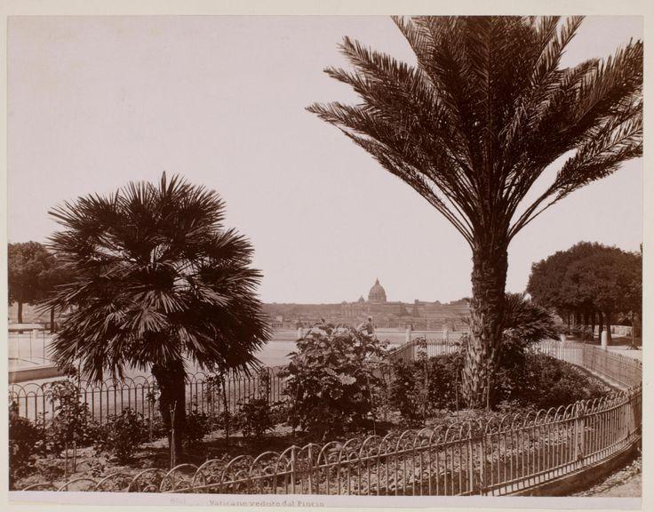 Vaticano veduto dal Pincio | Works | James Anderson | People | George Eastman Museum