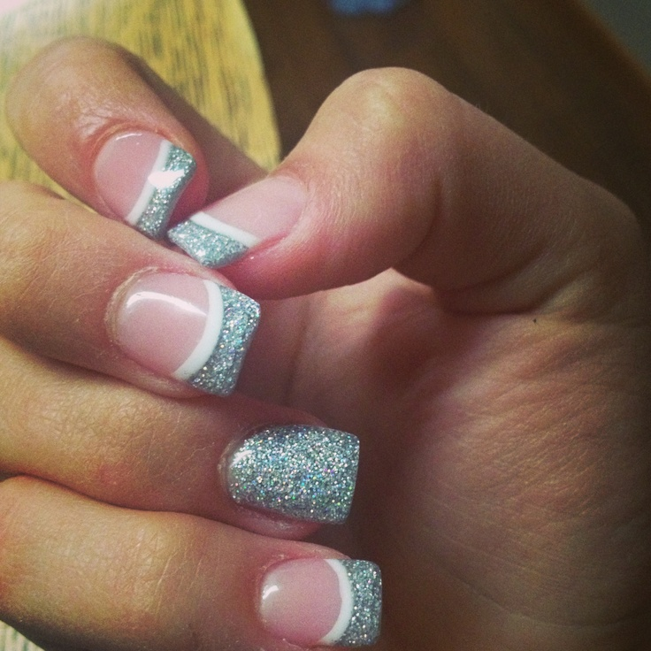 42 best Prommm images on Pinterest | Prom nails, Beauty and French ...