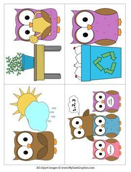Owls: Classroom Jobs