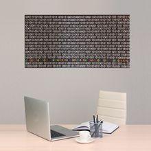 Tableau Code Binaire Gali Art