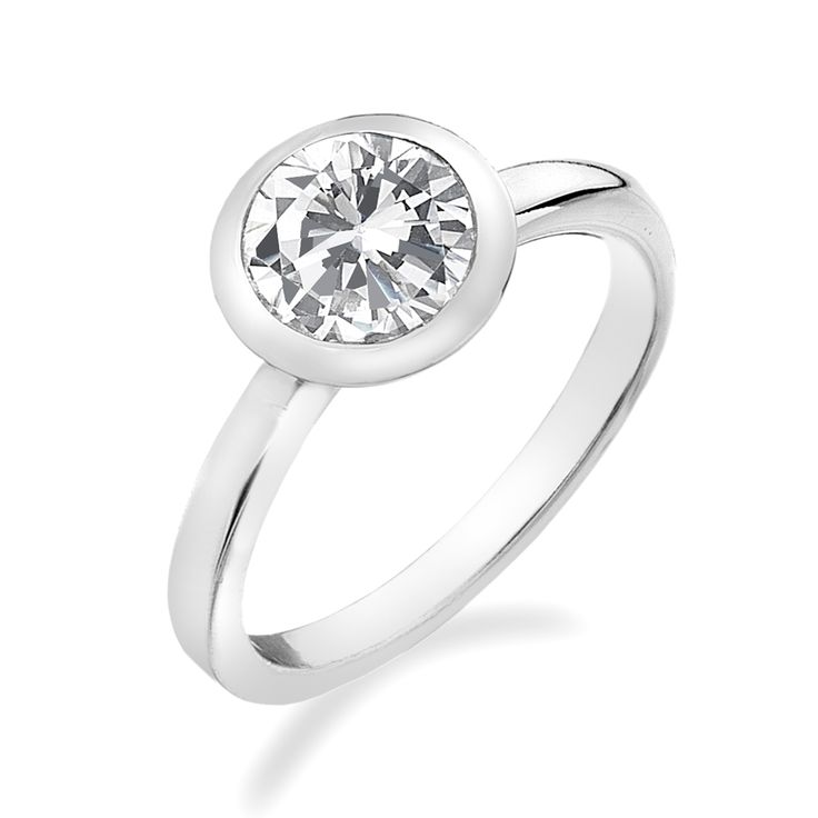 Stříbrný prsten Hot Diamonds Emozioni Riflessi