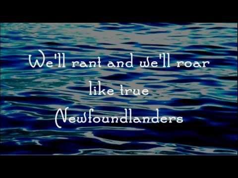 Rant And Roar - Great Big Sea - Lyrics