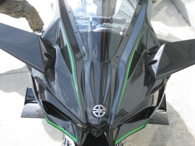 車両情報:カワサキ Ninja H2R | バイクショップ風輪 | 中古バイク・新車バイク探しはバイクブロス
