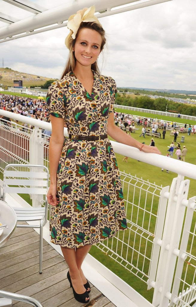 Bryony Daniels Day Dress