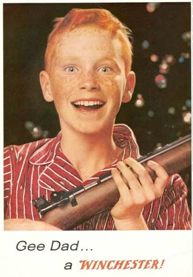 Celebrate the birth of our Lord with a gun for Christmas! :p