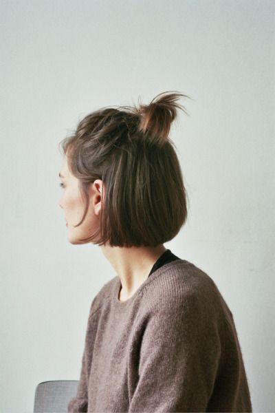 Short hair                                                       …