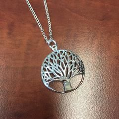 Sunstone Holistic Health and Healing - Tree of Life Necklace