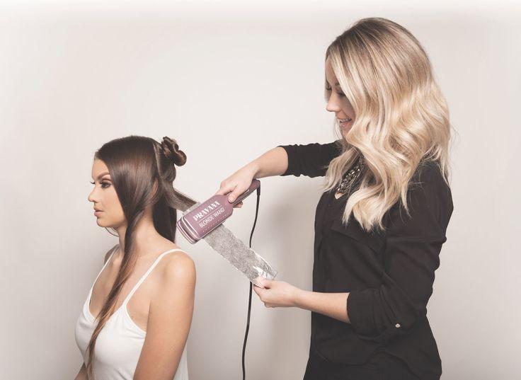 The Pravana Blonde Wand Can Lighten Hair in Minutes | Allure
