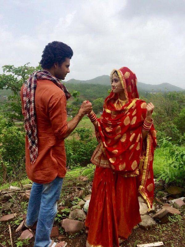 Shivangi joshi & Vishal singh #begusarai