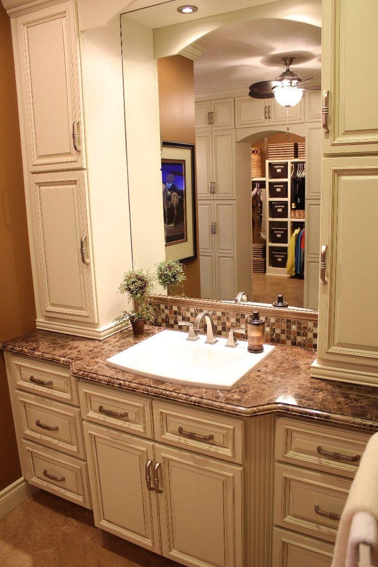 Bathroom towel cabinets - Lenox Country Linen Cabinet Pictures Bathroom