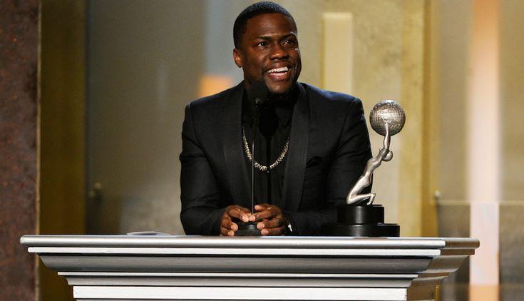 Kevin Hart Wins Big at NAACP Image Awards | Ticket