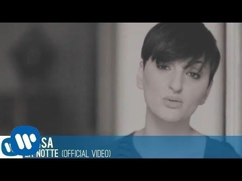 Arisa - La notte (videoclip) - YouTube