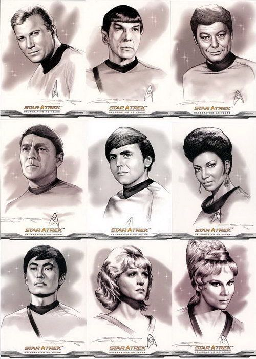 Star Trek TOS Fan Art - star-trek-the-original-series Fan Art. HECK YES!!!!!! NURSE CHRISTINE CHAPEL!!!!!! awwe yea, no one can even comprehend how friggin happy this makes me.