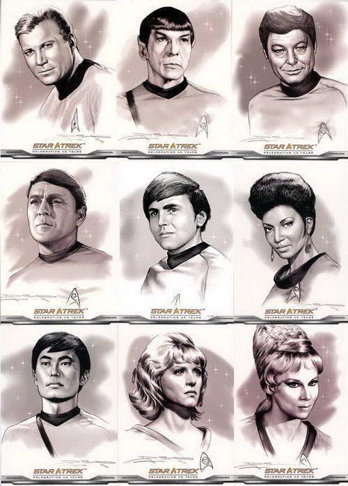Star Trek TOS Fan Art - star-trek-the-original-series Fan Art
