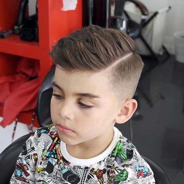 Frisuren Jungs Popular Stil 2020 Jungs Frisuren Jungen Haarschnitt Haarschnitt