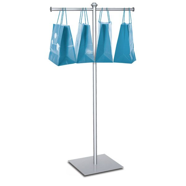 Gift Bag Exhibitor Display Stand Tote Bag Display