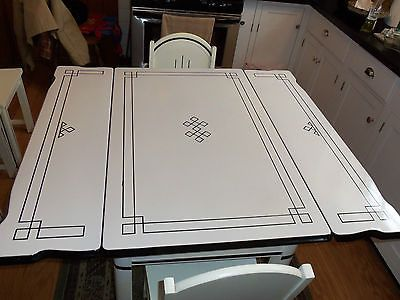 vintage kitchen tables from 1930   for sale  1930 u2032s enamel porcelain top deco 257 best vintage kitchen tables images on pinterest   enamels      rh   pinterest com