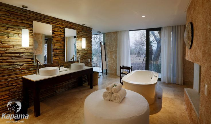 Southern Camp Superior Suite Bathroom