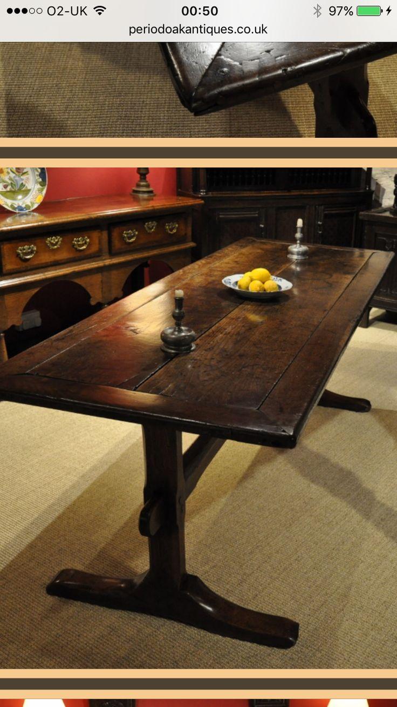 Rustikale Tische 80 besten rustikale tische bilder auf 17 jahrhundert