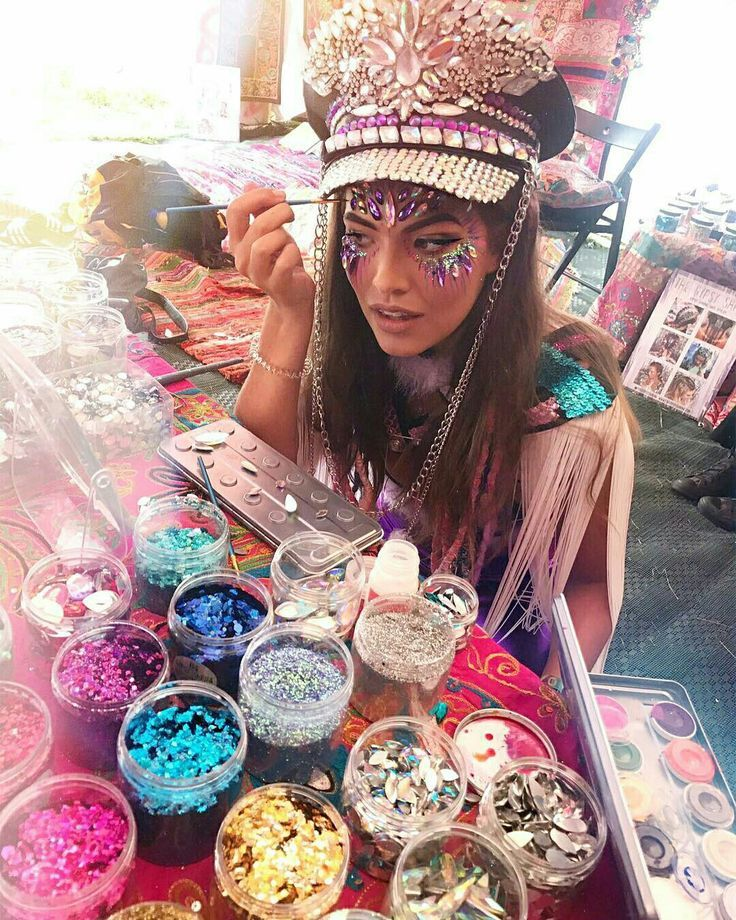 Verwonderend Bonnaroo in 2019 | Festival | Rave Body Glitter & Jewels FC-01