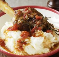 Recipe for Slow-cooked lamb shanks