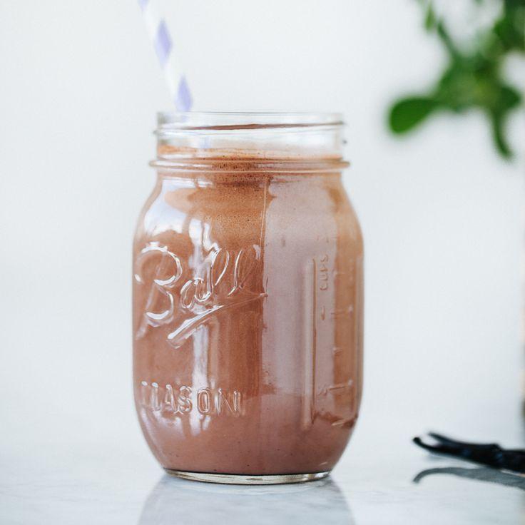 Frullato Cacao Crudo Latte di Mandorla e Vaniglia