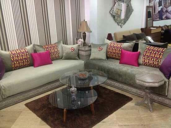 17 best images about arabic jalsa room on pinterest - Salon marocain bleu roi ...