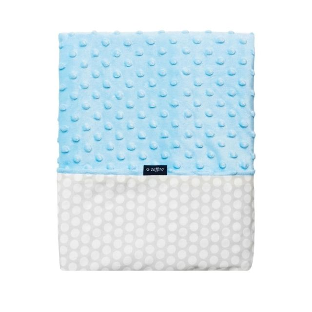 Zaffiro Minky blanket